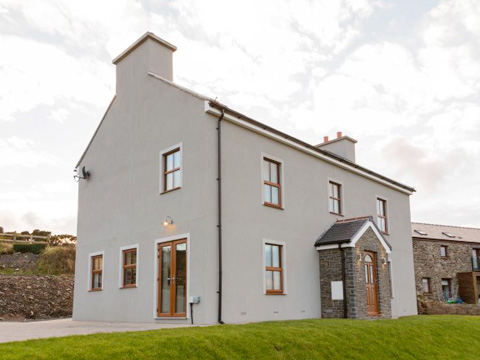 Isle of Man - Passivhaus